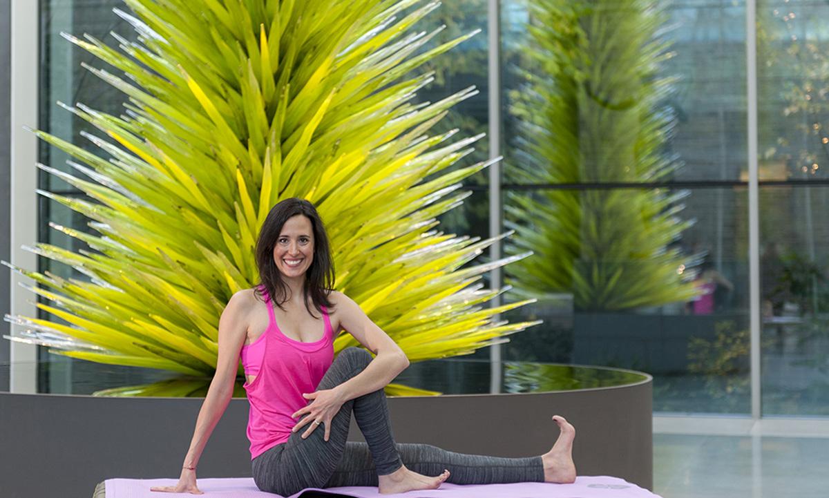 MFA yoga