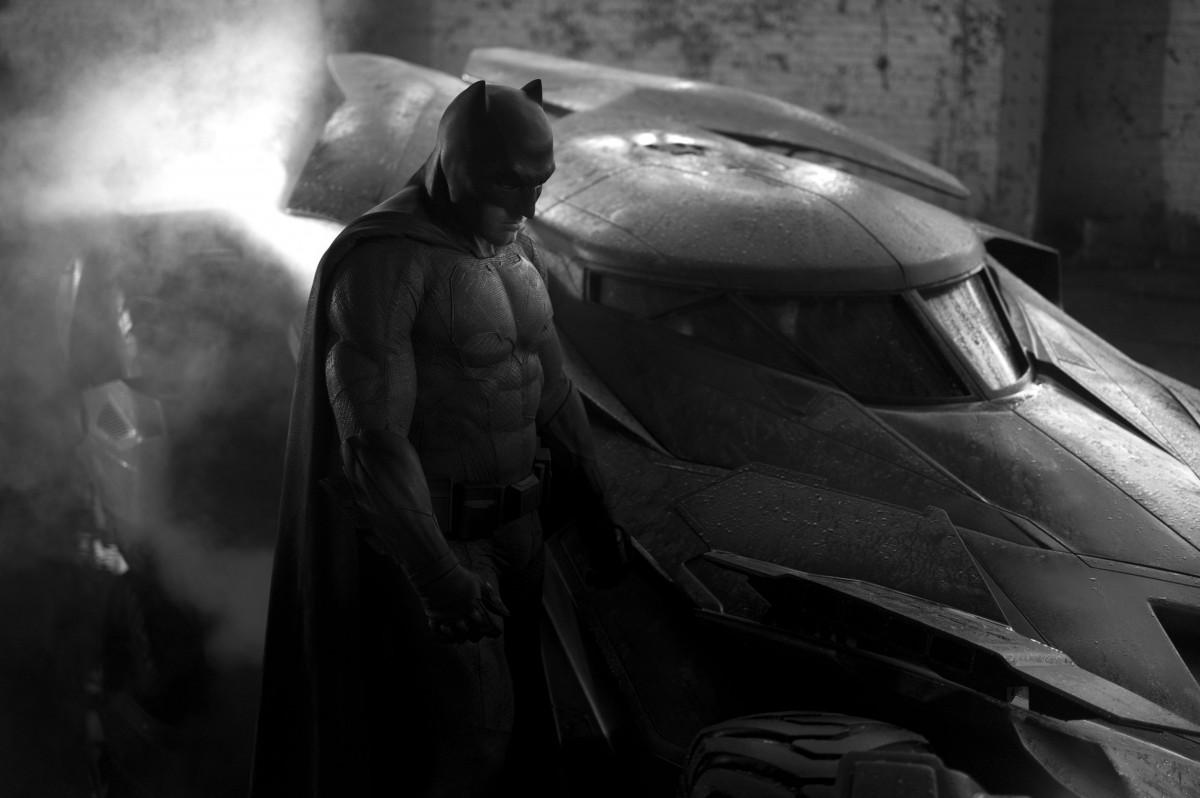 Ben Affleck Photo by Zack Snyder / Warner Bros.