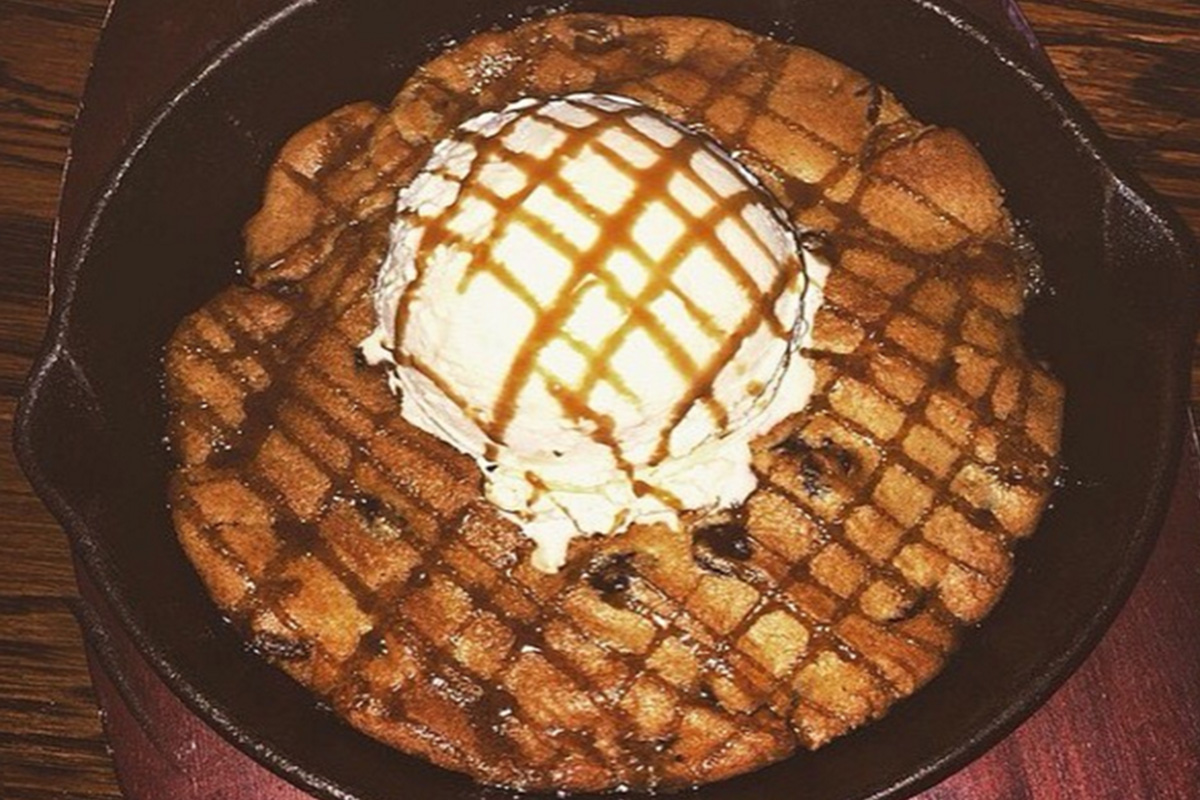 Skillet Cookie from Blue Dragon / Courtesy Photo