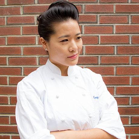 Tracy Chang