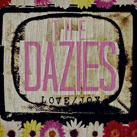 Album art for The Dazies' L O V E / J O Y EP