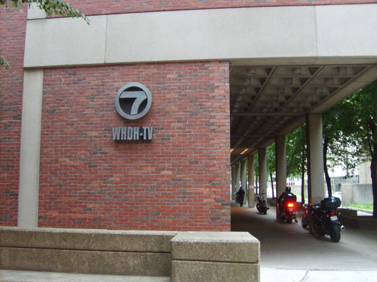 WHDH Building