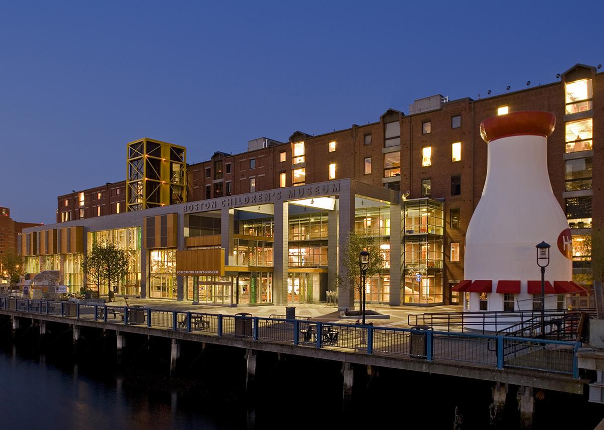 boston children's museum artist in residence program