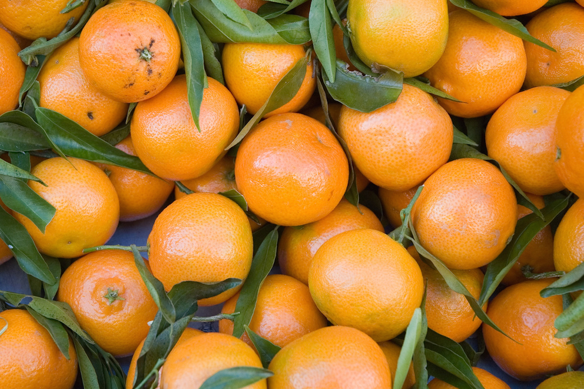 Clementine photo by Paul Asman and Jill Lenoble via Flickr/Creative Commons