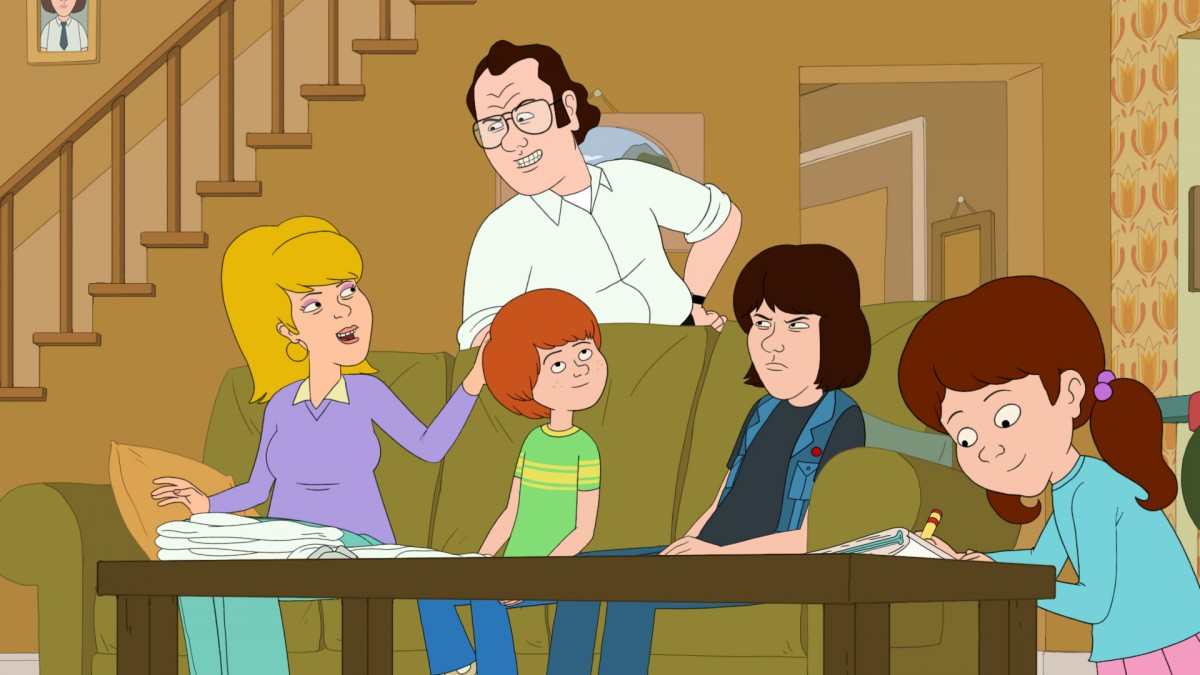 'F is for Family' Photo by Netflix
