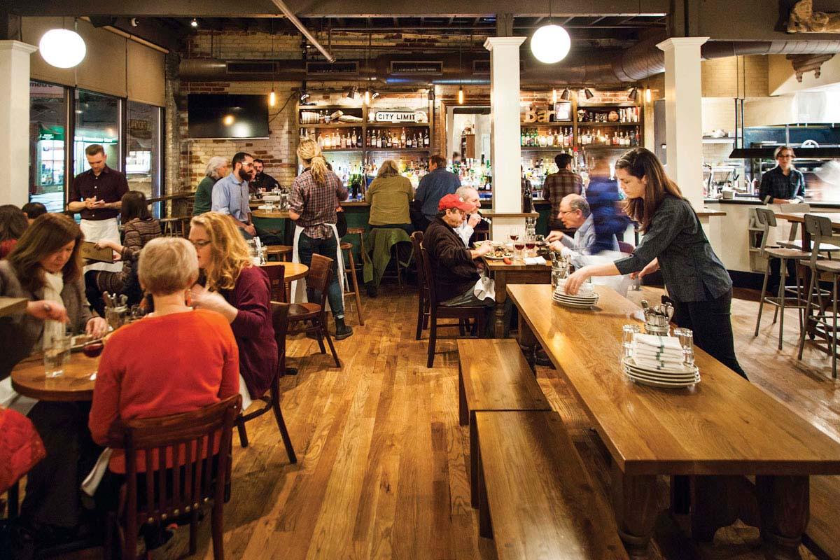 Tony Maws Somerville Restaurant Kirkland Tap Trotter Is