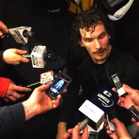 Bruins media
