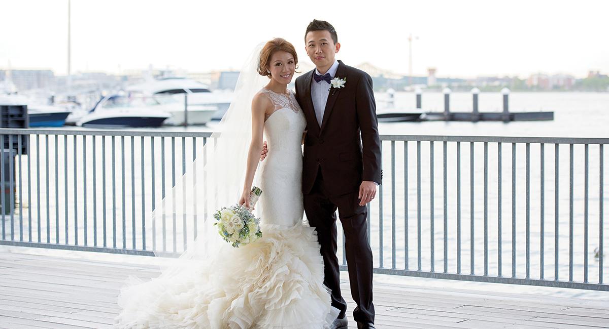 mandy li daniel fu wedding sm