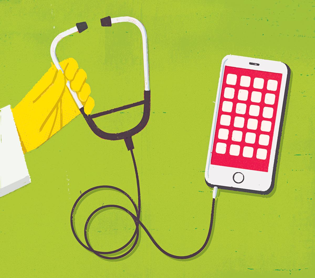 medical data apps