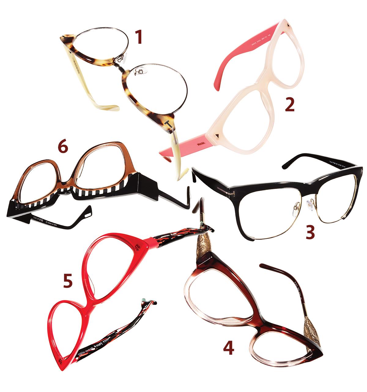 glasses oversize frames