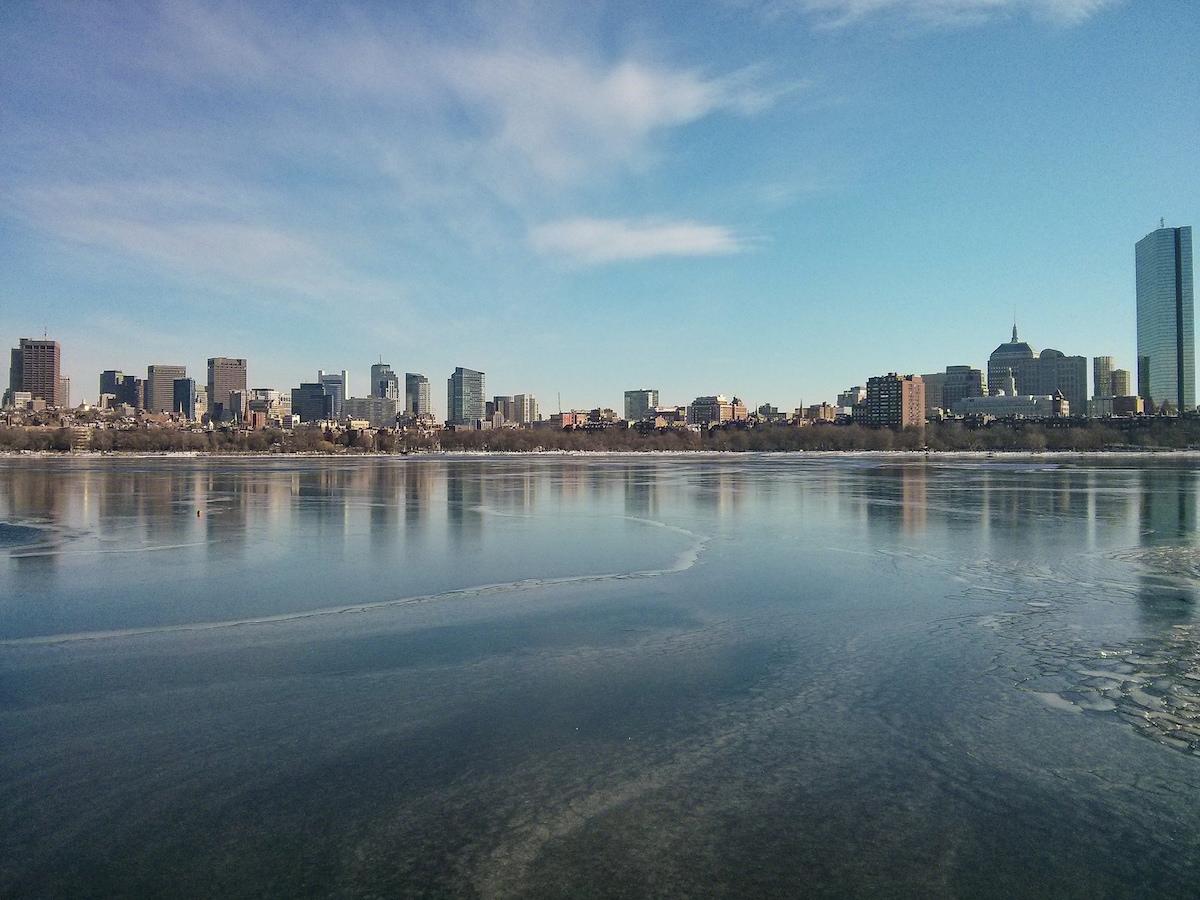 Boston skyline photo by Anne Helmond via Flickr/Creative Commons