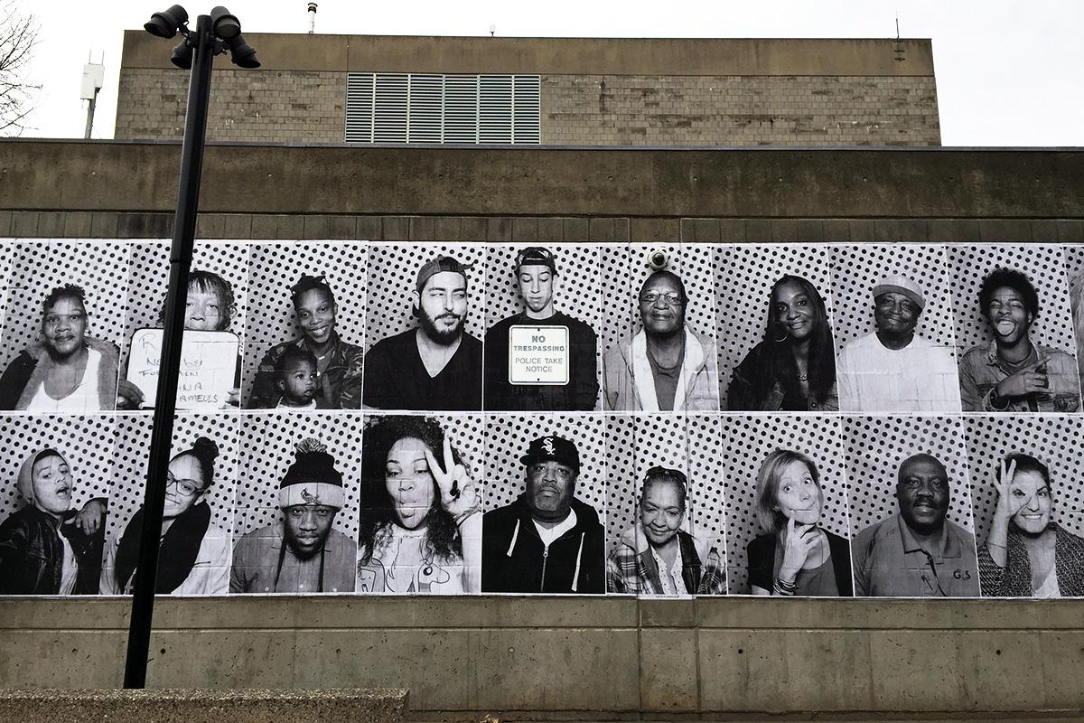 roxbury neighborhood public art