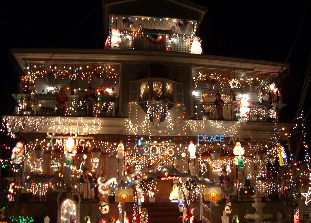 Somerville lights photo by D MW on Flickr/Creative Commons