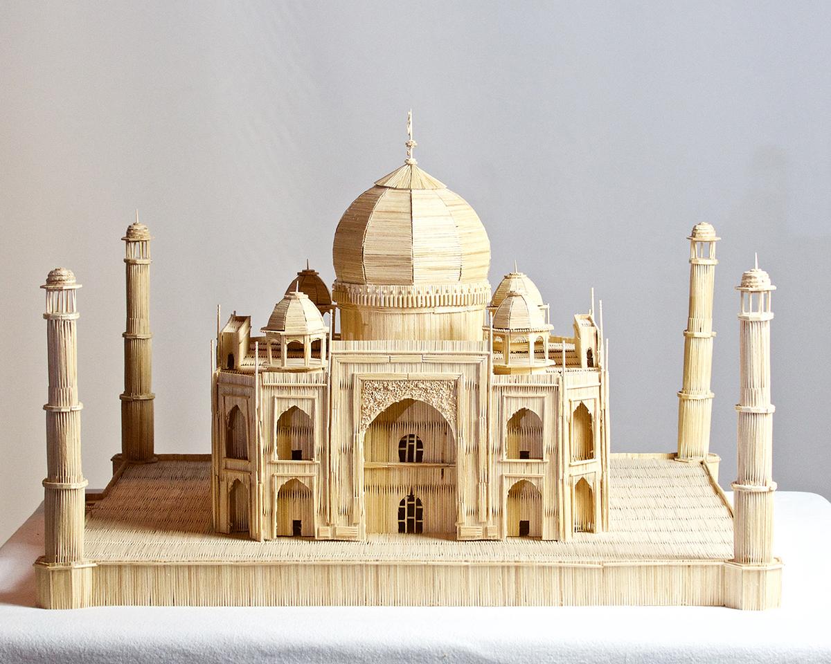 toothpick world fuller craft museum
