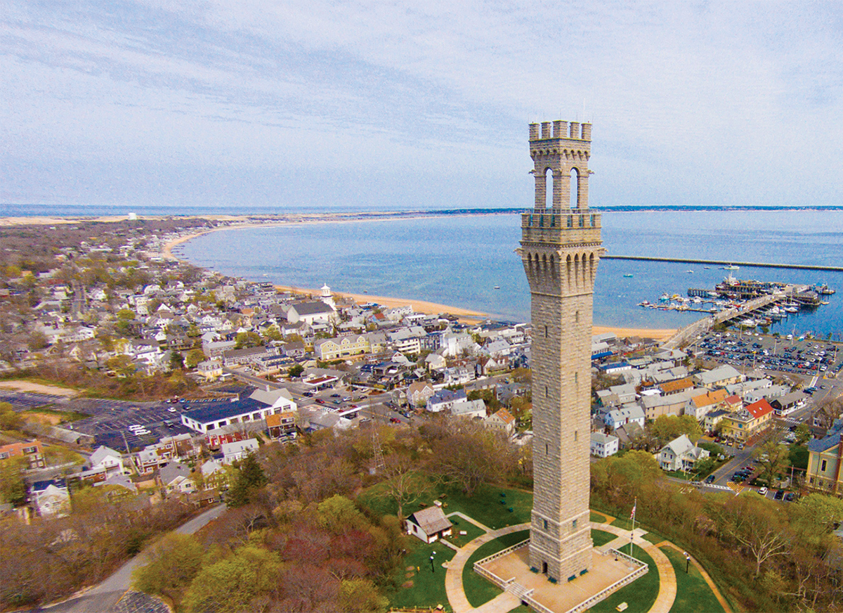 Wedding venues on the outer cape boston magazine wedding venues outer cape pilgrim monument junglespirit Gallery