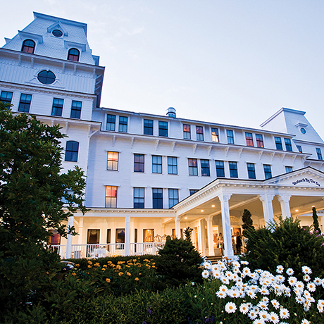 Exterior Wentworth by the Sea Hotel