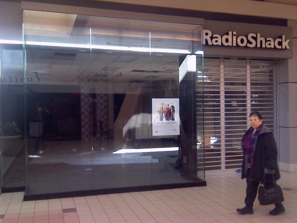 A former Radioshack