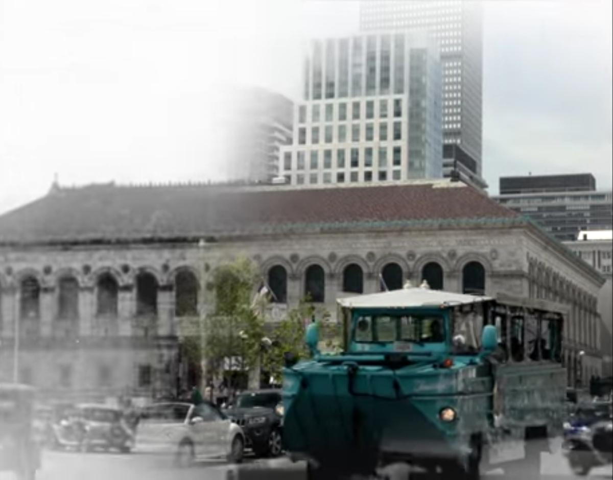 Boston in Flux