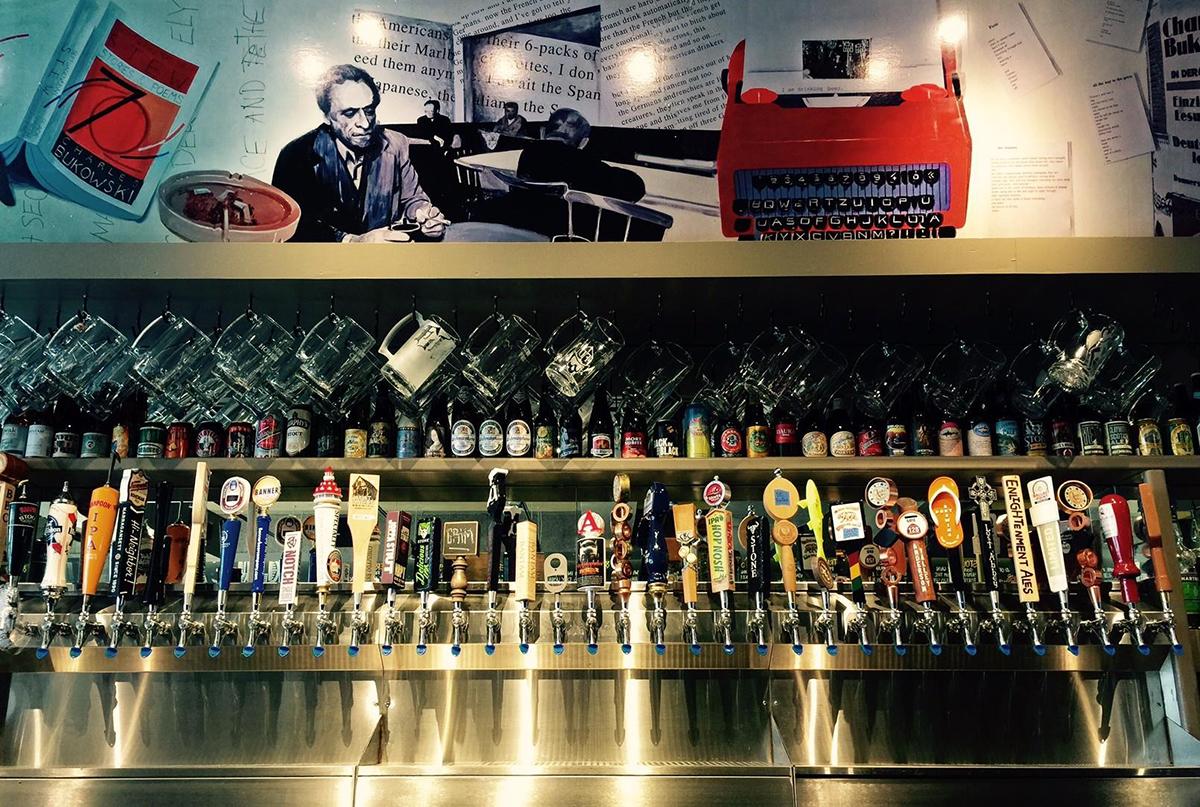 Bukowski Tavern in Cambridge. / Photo via Facebook