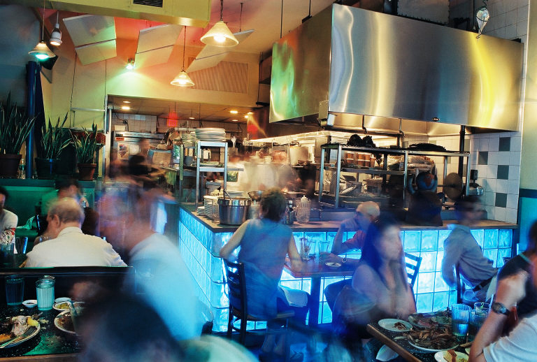 Highland Kitchen Team Will Reopen East Coast Grill