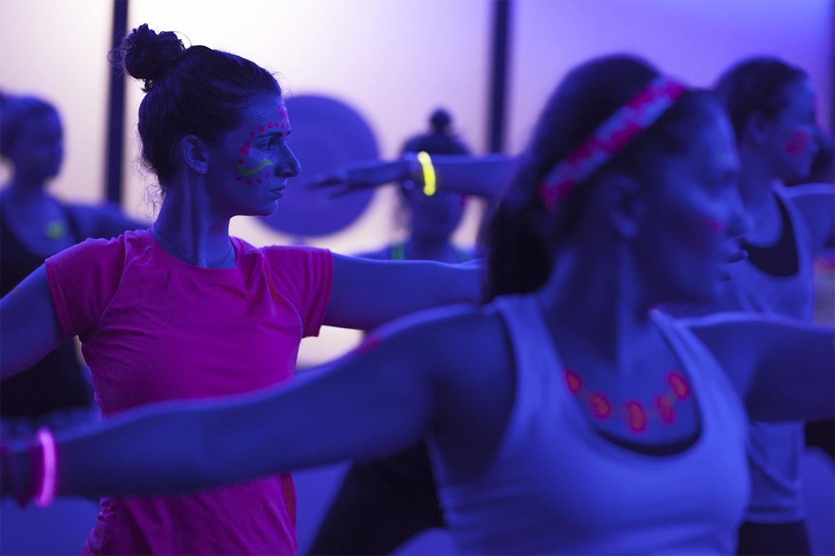 Glow Fusion Yoga