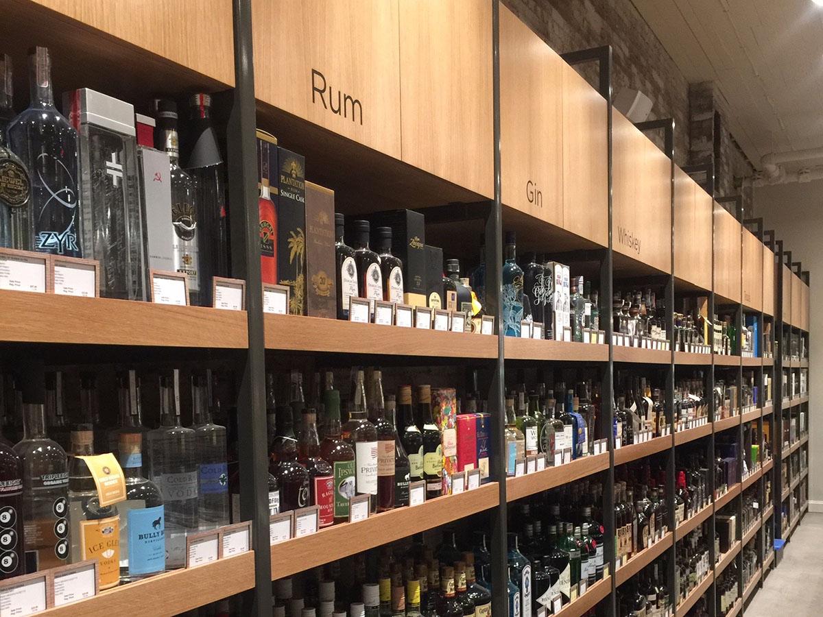 Gordon's Fine Wines Boston