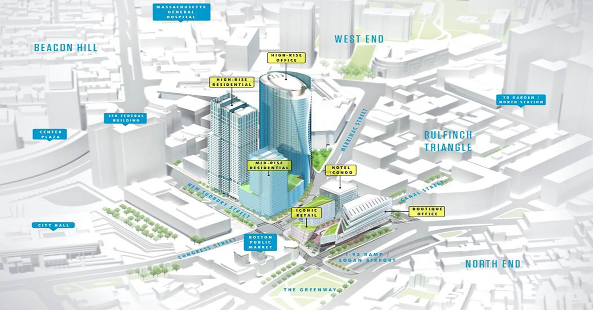 Government Center Garage Project Gets Green Light