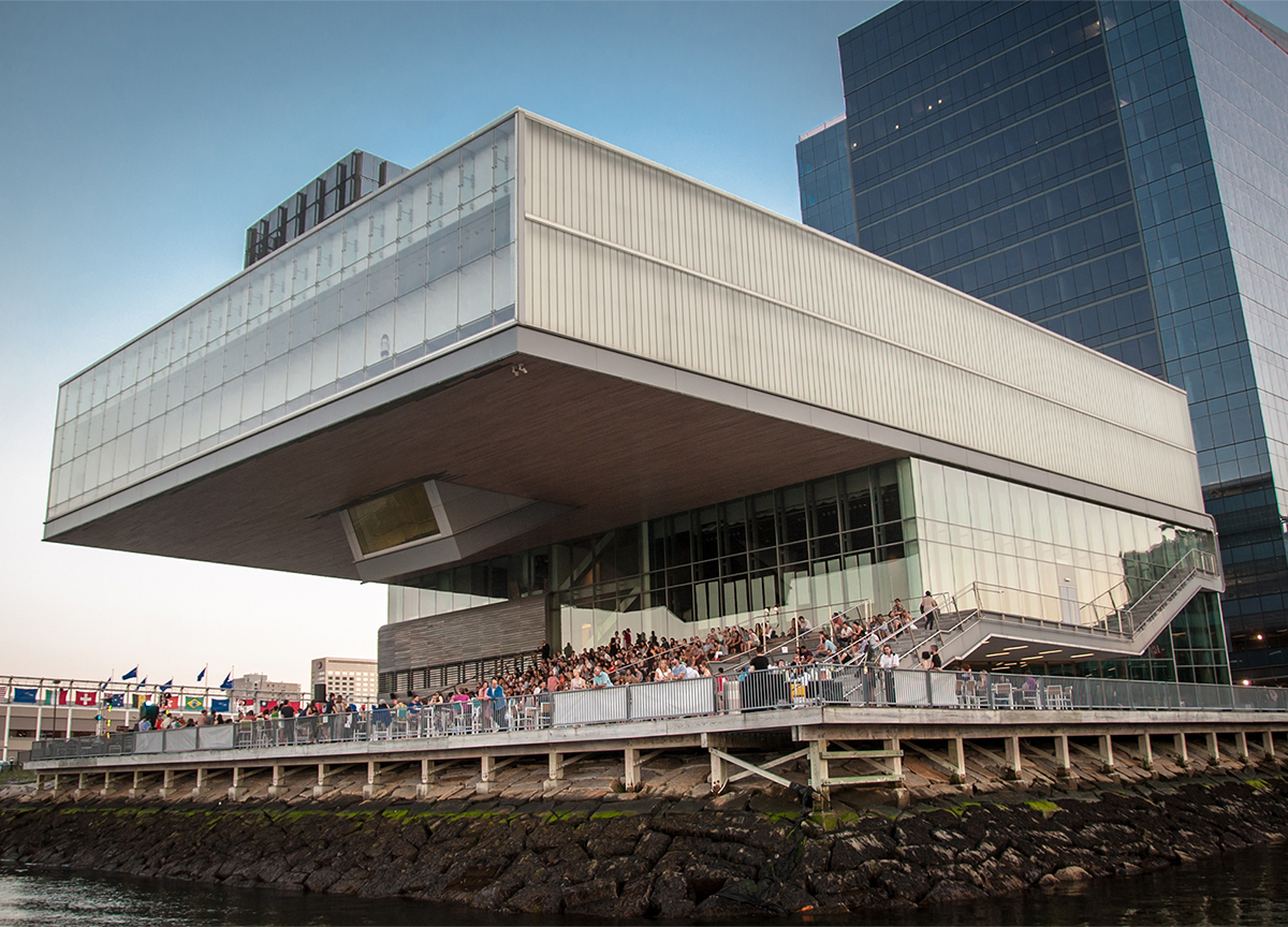 ICA Boston Exterior