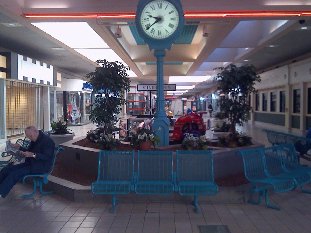 The Meadow Glen Mall