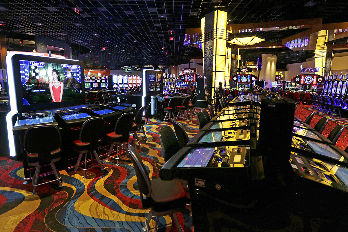 Casino on the park gambling addiction and denial