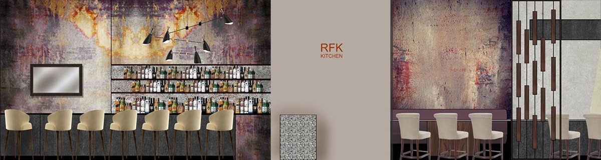 RFK Kitchen, opening in Needham this spring. / Rendering provided