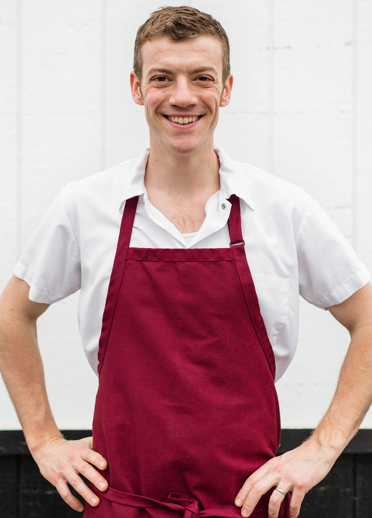 Chef Carl Dooley