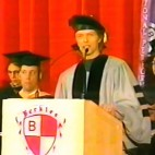 David Bowie at Berklee