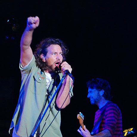 Pearl Jam Is Coming to Fenway Park in August 2016