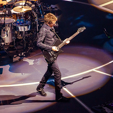 Muse at TD Garden