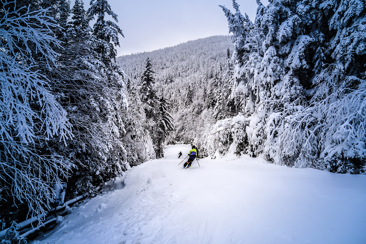 Waterville Valley in January 2016 courtesy of Waterville Valley