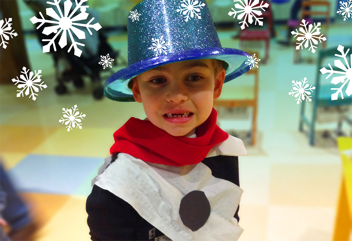 Boston Children's Museum Winterpalooza