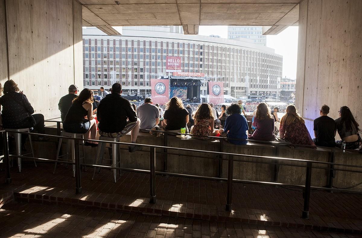 boston calling spring 2016 lineup