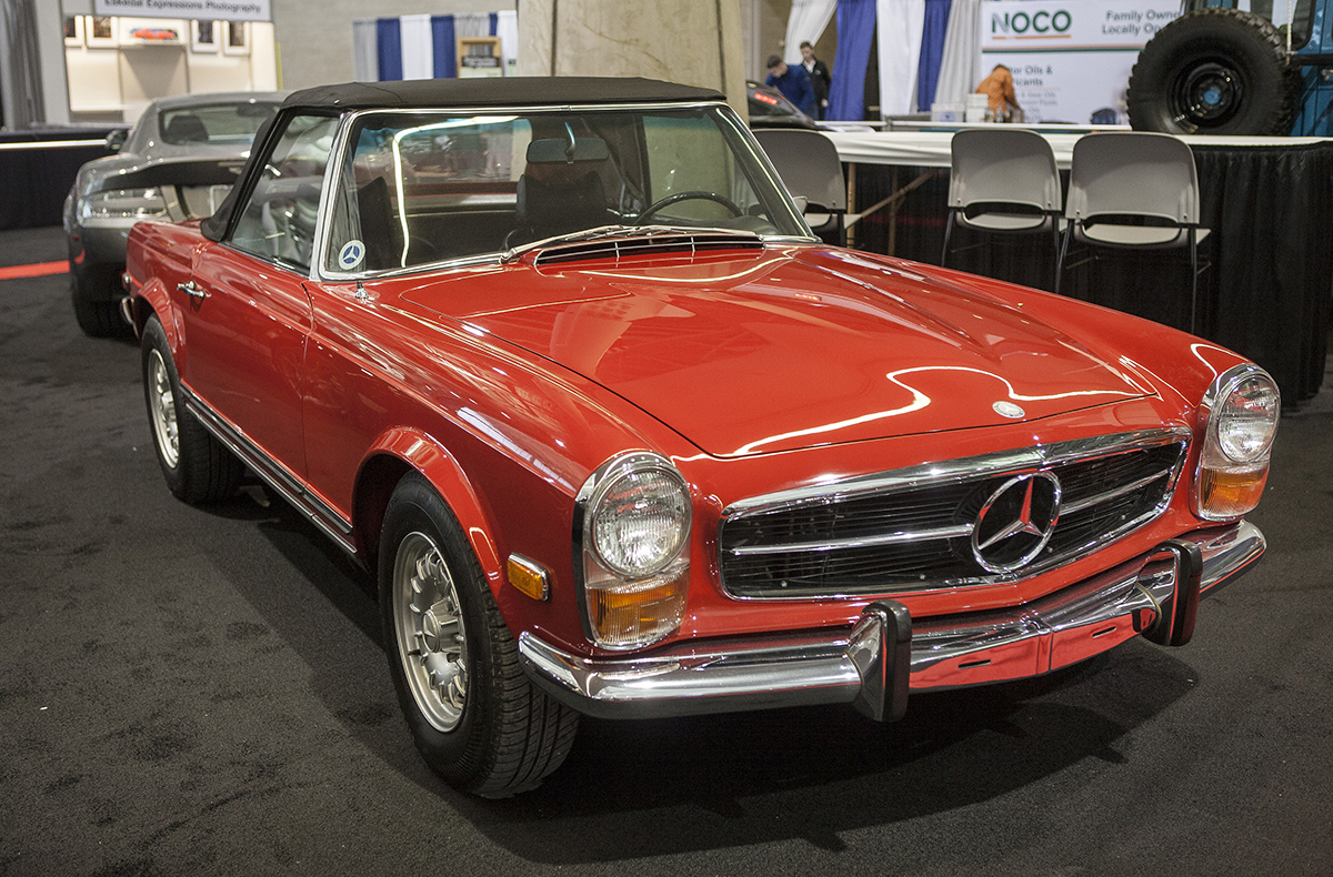 New England International Auto Show Returns To Boston - New england car show boston