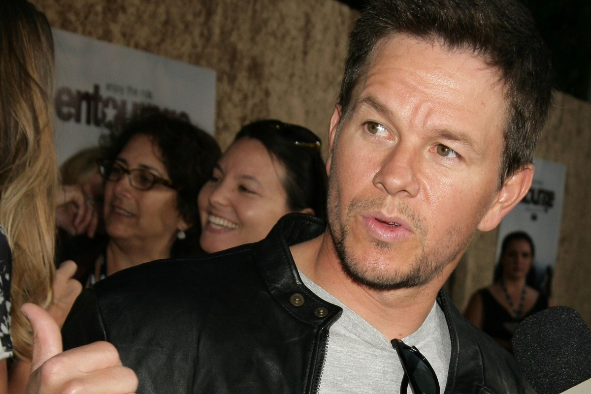 Mark Wahlberg Photo by s_bukley / Shutterstock.com