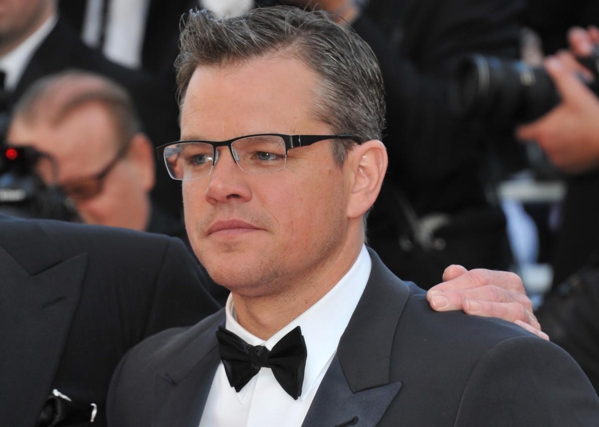 Matt Damon Photo by Jaguar PS / Shutterstock.com