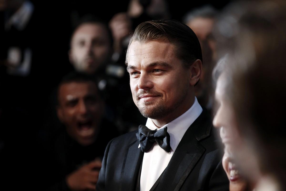 Leonardo DiCaprio Photo by Andrea Raffin / Shutterstock.com