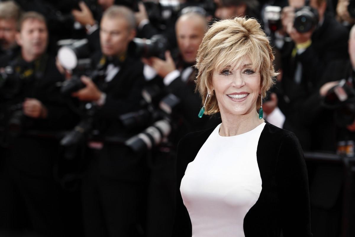 Jane Fonda Photo by Andrea Raffin / Shutterstock.com
