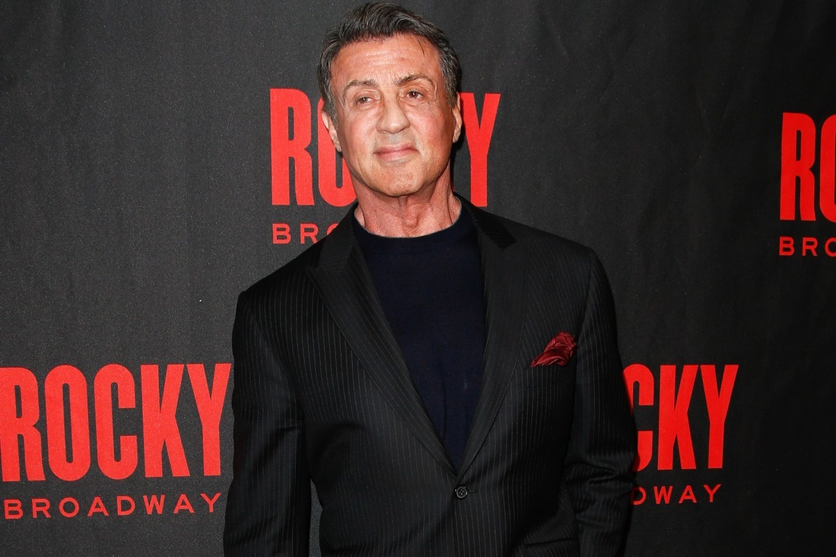 Sylvester Stallone Photo by Debby Wong / Shutterstock.com
