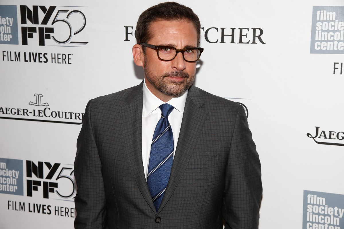 Steve Carell Photo by Debby Wong / Shutterstock.com