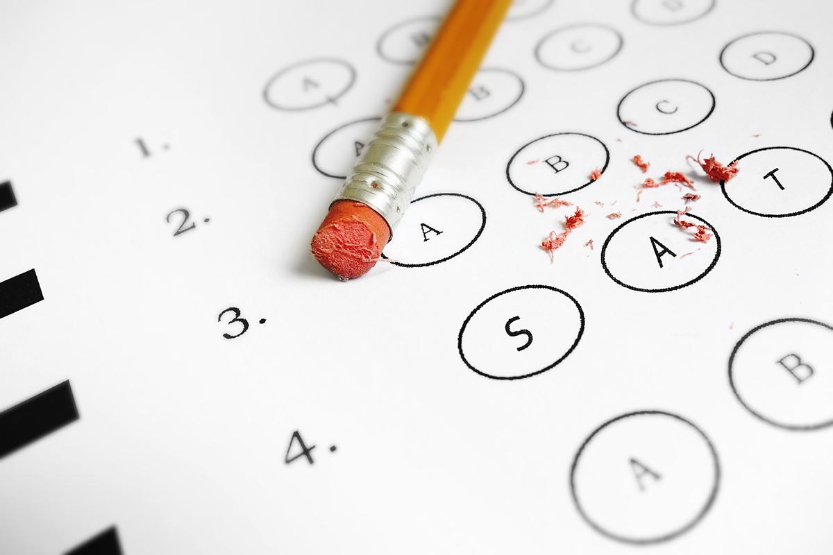 SAT photo via Shutterstock