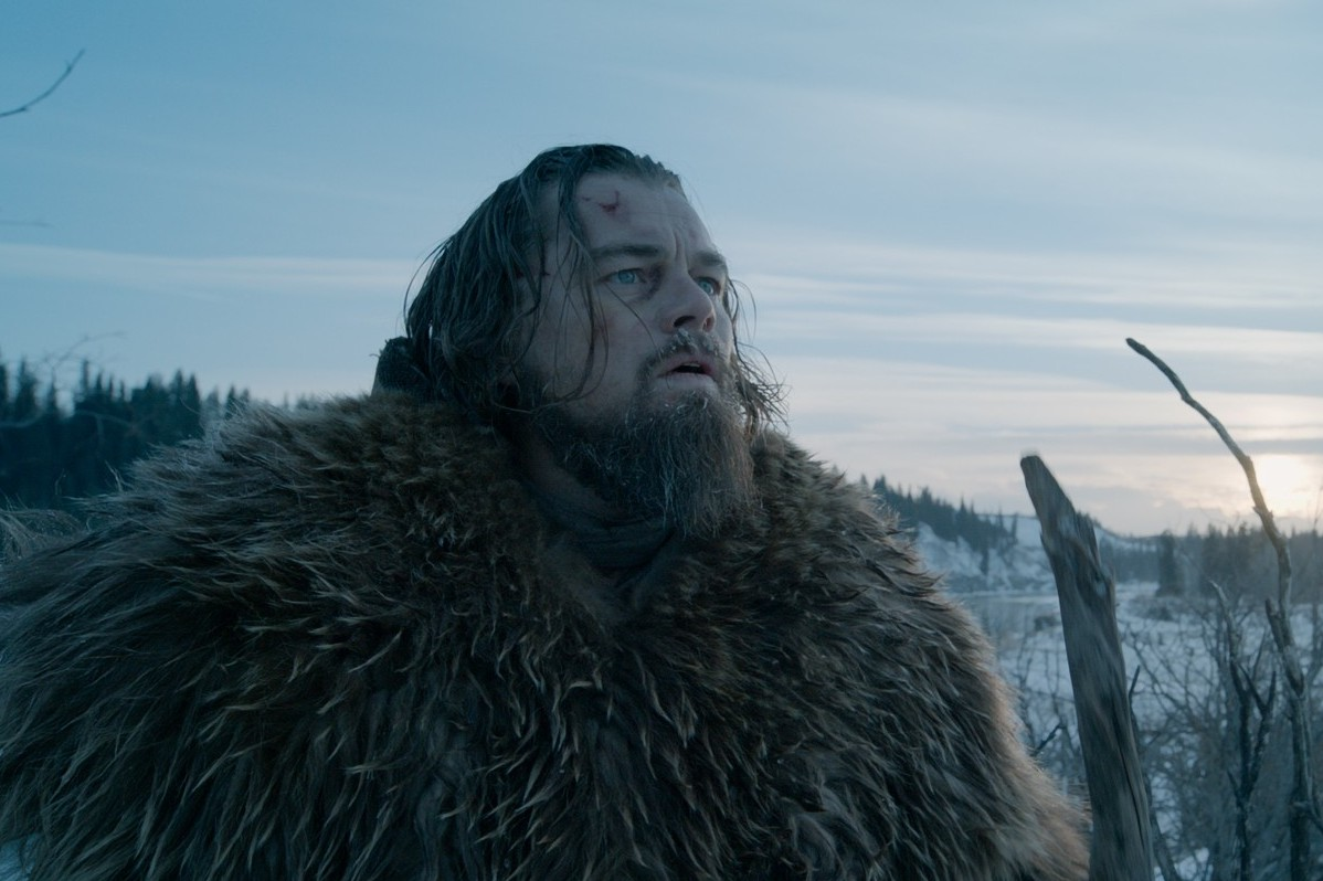 re_select_3.00001914 Leonardo DiCaprio stars in THE REVENANT, an immersive and visceral cinematic experience capturing one manÕs epic adventure of survival and the extraordinary power of the human spirit. Photo Credit: Courtesy Twentieth Century Fox. Copyright © 2015 Twentieth Century Fox Film Corporation. All rights reserved. THE REVENANT Motion Picture Copyright © 2015 Regency Entertainment (USA), Inc. and Monarchy Enterprises S.a.r.l. All rights reserved. Not for sale or duplication.