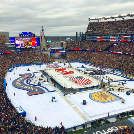Bruins Winter Classic sq