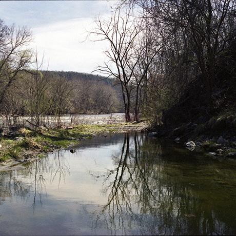Housatonic River sq