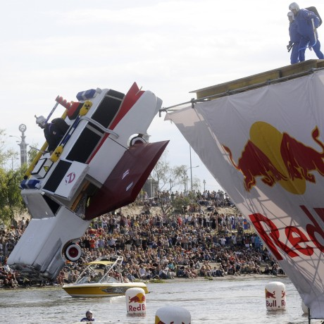 Meet the Teams Competing at the Red Bull Flugtag in Boston